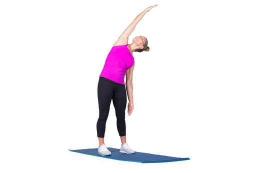 5. Side Body Stretch
