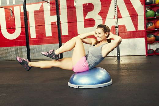 Additional Exercises for Your BOSU Ball