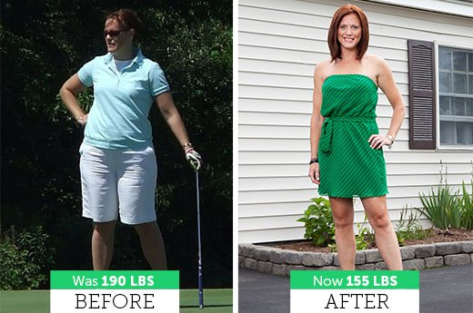 Mary Kay Z. Lost 35 Pounds!