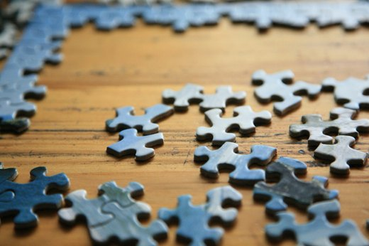 24. Puzzles or Games With Missing Pieces