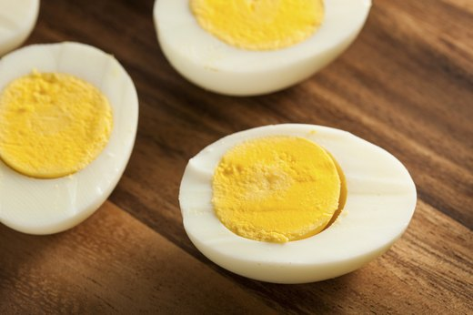 7. Hard-Boiled Eggs