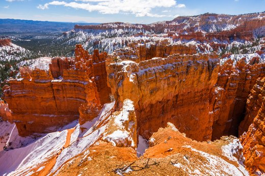 6. For a Picture-Perfect View: Bryce Canyon National Park, Utah