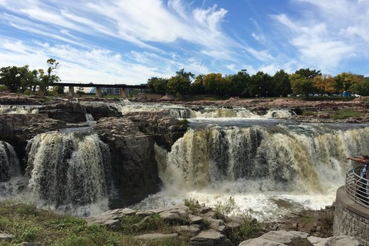 5. Sioux Falls, South Dakota