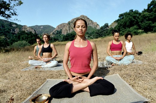 5. Yoga Practice: The Eastern Take