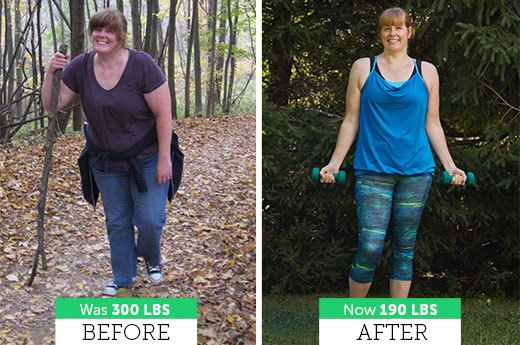 How Stephanie C. Lost 110 Pounds