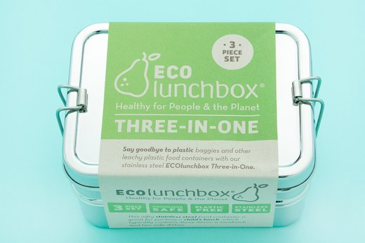 38. ECOlunchbox Three-in-One