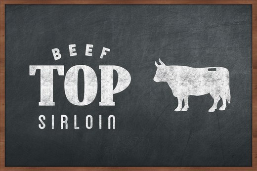7. Beef Top Sirloin