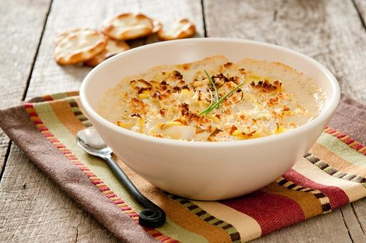 6. GOAT CHEESE: Goat Cheese and Artichoke Dip