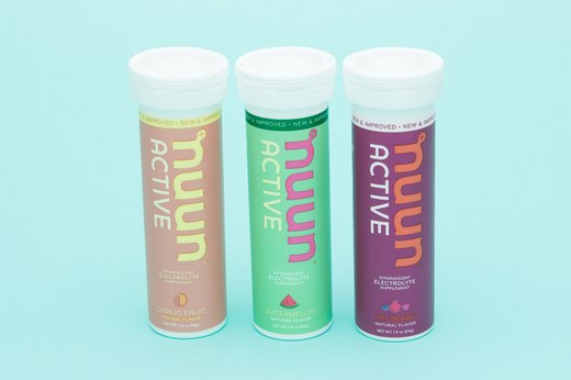 49. Original Nuun Active: Hydrating Electrolyte Tablets