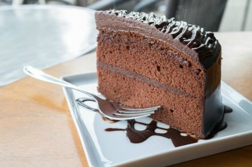 7. Connecticut: Chocolate Cake