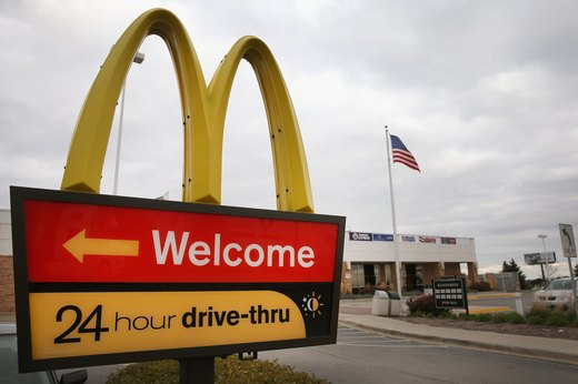 5. Fast food strives to be convenient.