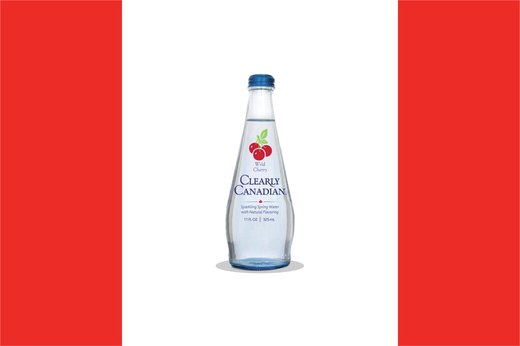 12. Clearly Canadian