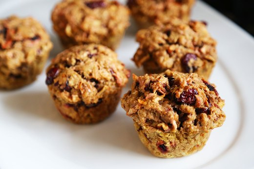 6. Parsnip Morning Muffins