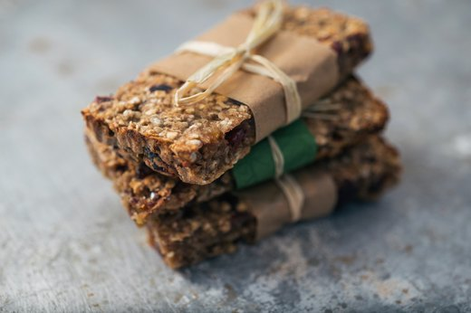 "2. ""Fiber-Rich"" Bars and Cookies"