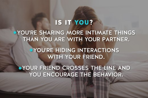 Emotional affair quiz