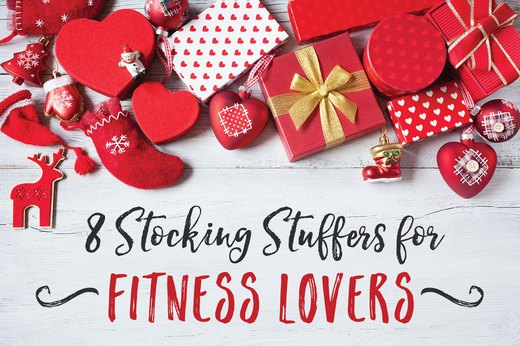 8 Stocking Stuffers for Fitness Lovers