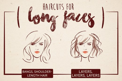 Haircuts for Long Faces