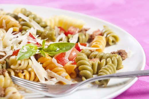 5. WORST: Olive Garden's Rotini Primavera with Grilled Chicken