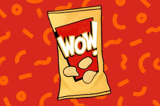 7. Lay's WOW Chips