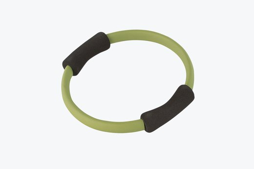18. Gaiam Pilates Toning Ring