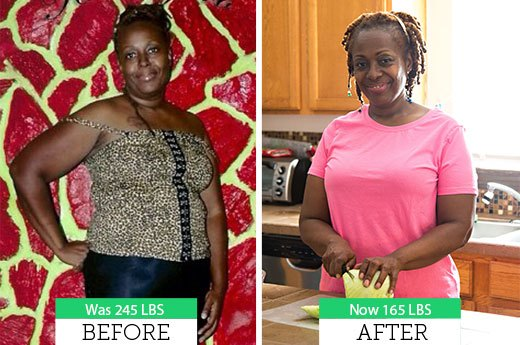 How Marilyn K. Lost 67 Pounds