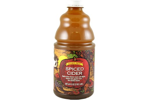 2. Favorite Beverage: Spiced Cider