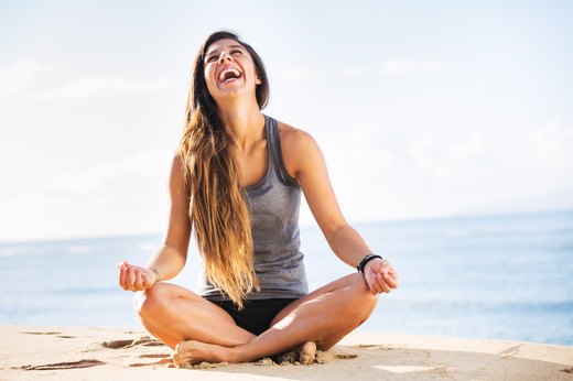 2. Yoga Improves Your Mood
