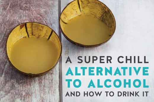 A Super Chill Alternative to Alcohol & How to Drink It