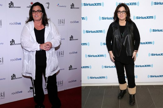 8. Rosie O'Donnell