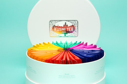 57. Kusmi Tea Wellness Teas
