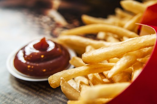 5. French Fries