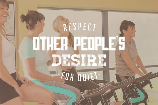 10. Respect Other Peoples' Desire for Quiet