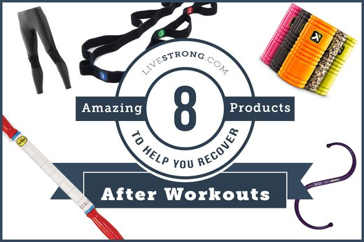 8 Amazing Products to Help You Recover After Workouts