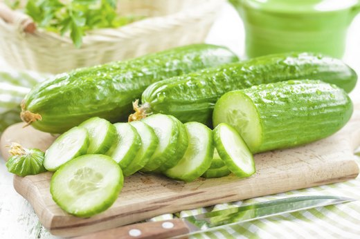 11. Cucumber Slices