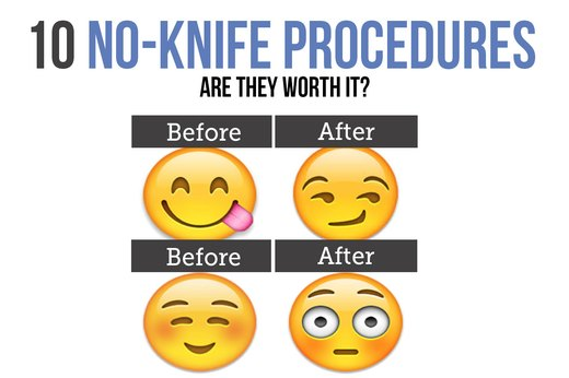 Are These 10 No-Knife Beauty Procedures Worth the Risks?