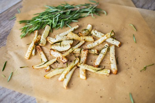 5. Turnip and Rosemary Fries