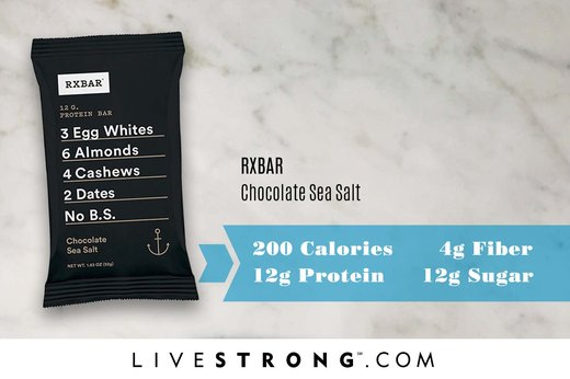 BEST: RXBAR Chocolate Sea Salt