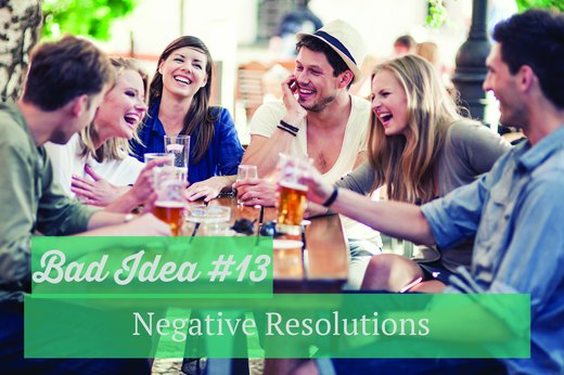 13. Negative Resolutions