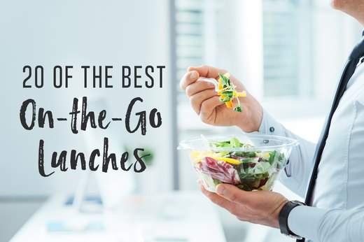 20 of the Best On-the-Go Lunches