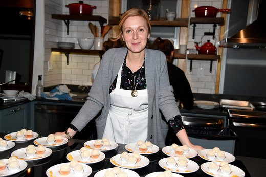 11. Christina Tosi, chef, founder and owner of Momofuku Milk Bar