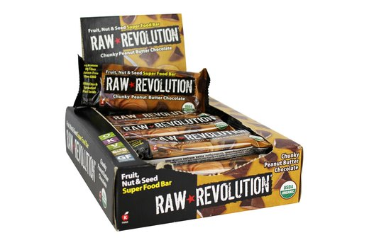 7. VEGAN: Raw Revolution