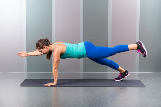 8 Unilateral Exercises to Challenge Your Balance