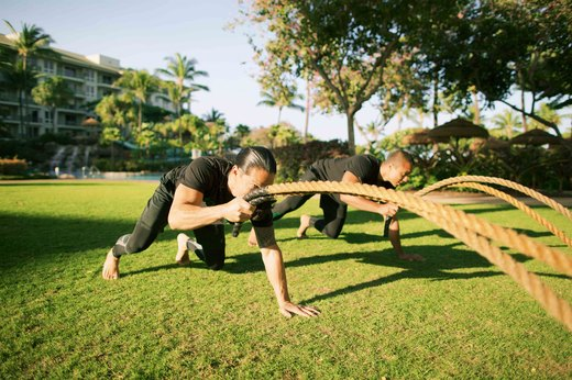 5. Polynesian Fitness at The Westin Ka'anapali