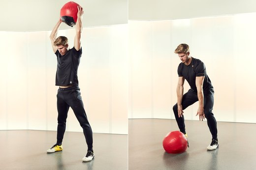 Medicine-Ball Slams