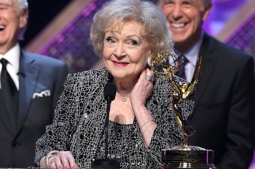 1. Betty White, 95
