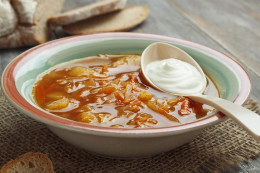 8. Cabbage Soup Diet