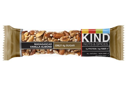 5. KIND Madagascar Vanilla Almond