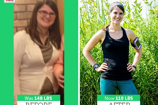 How Maddie B. Lost 38 Pounds