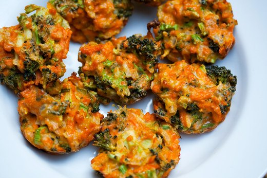 4. Broccoli Cheese Bites