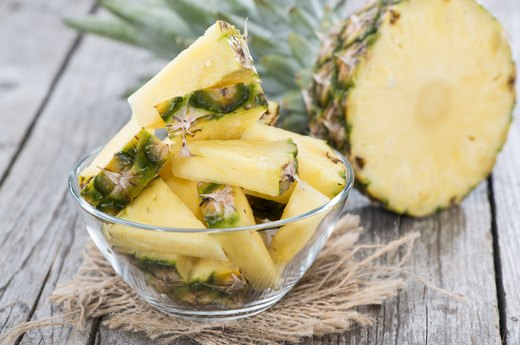 4. Best: Pineapple